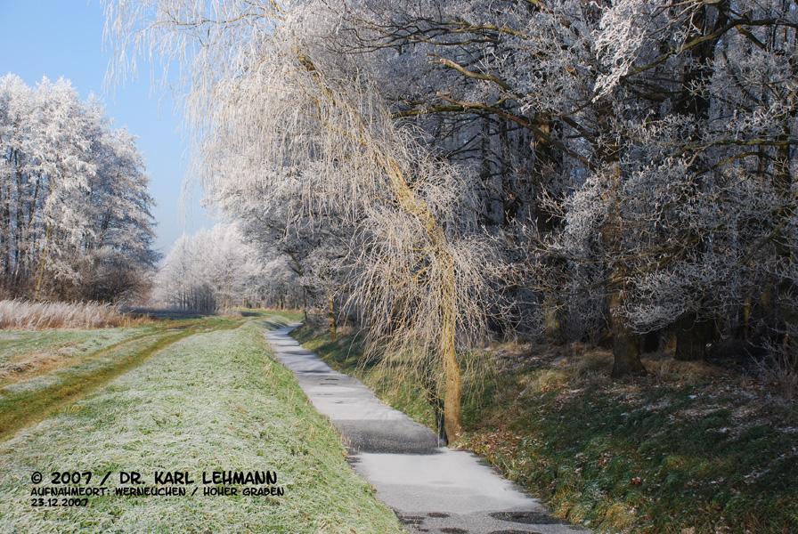 Hoher Graben Winter 2007